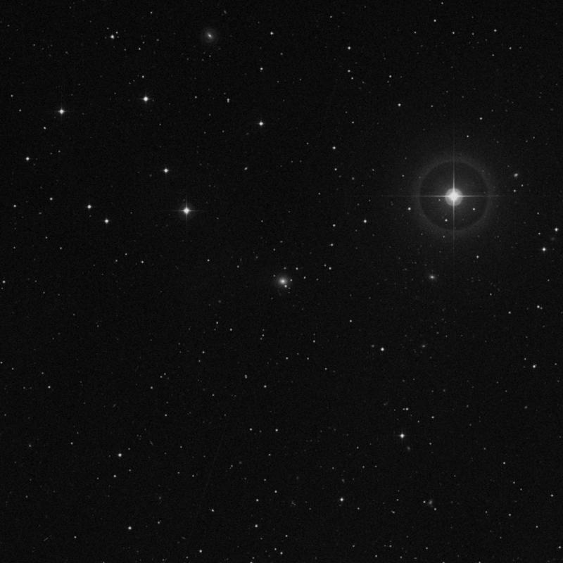Image of NGC 511 - Elliptical Galaxy in Pisces star