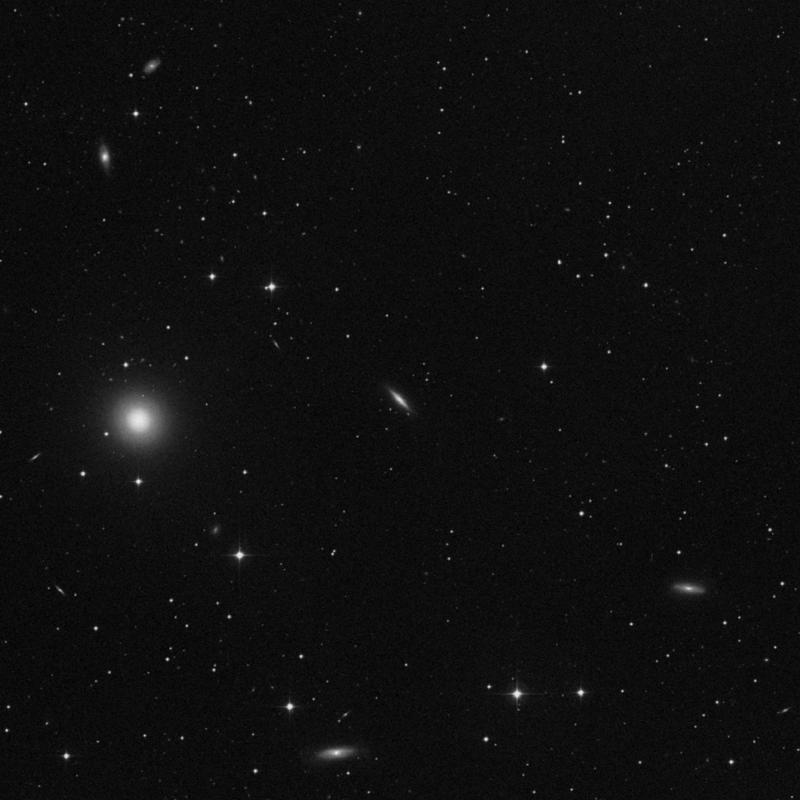 Image of NGC 516 - Lenticular Galaxy star