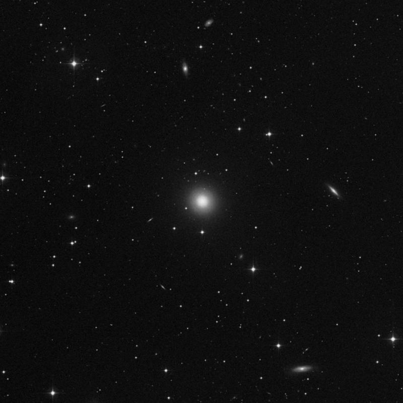 Image of NGC 524 - Lenticular Galaxy star