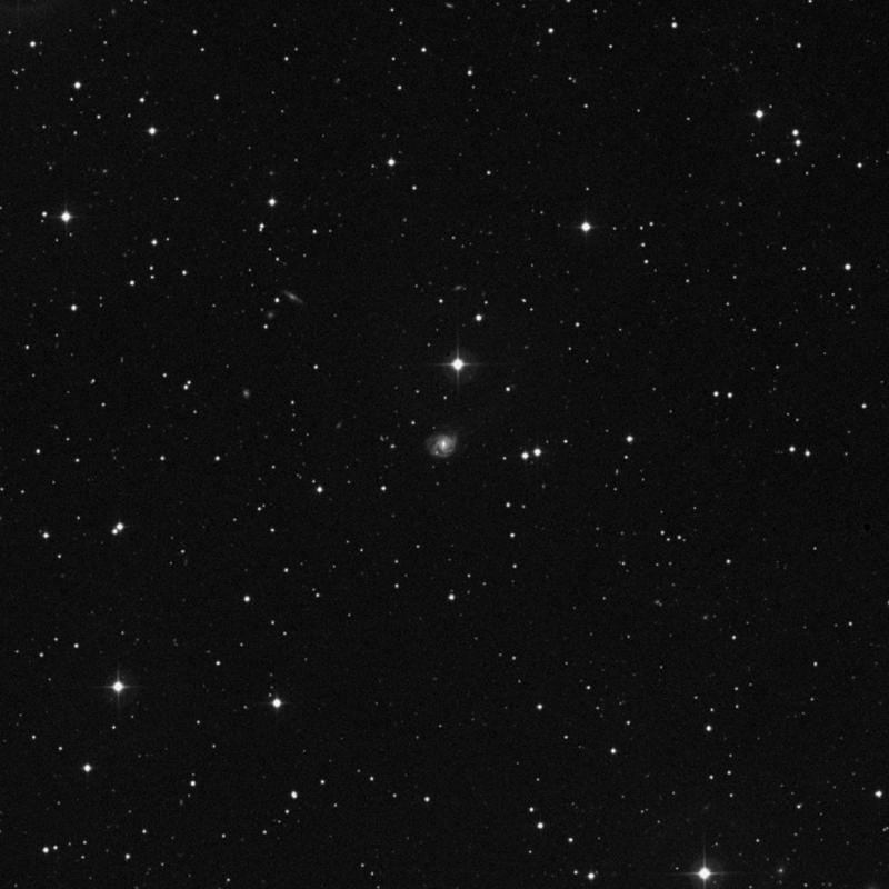 Image of NGC 606 - Spiral Galaxy star