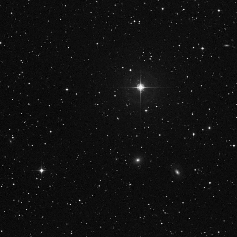 Image of NGC 616 - Double Star in Triangulum star
