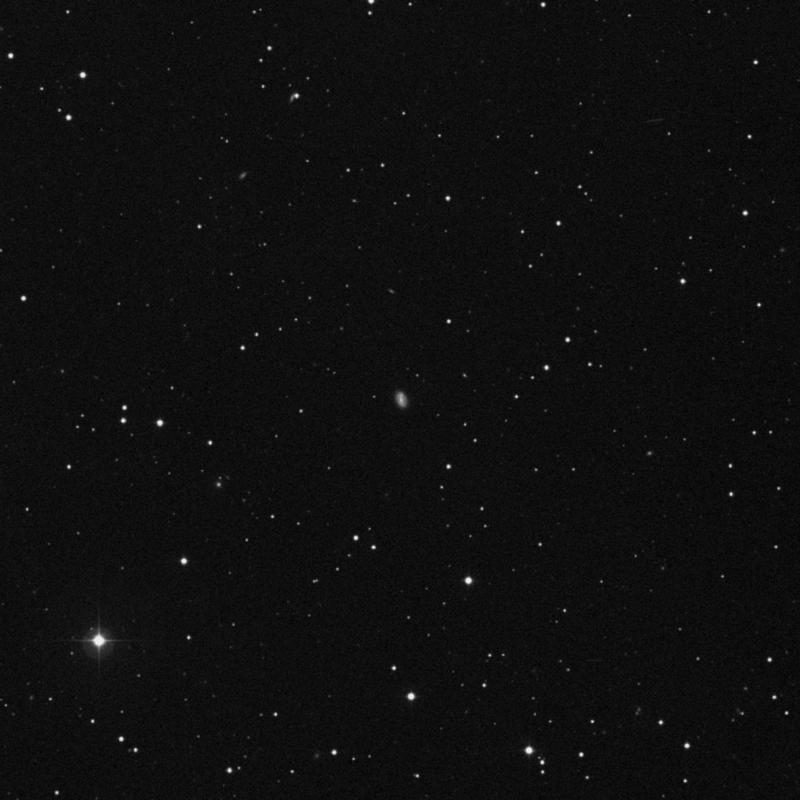 Image of NGC 638 - Elliptical (E?) Galaxy in Pisces star