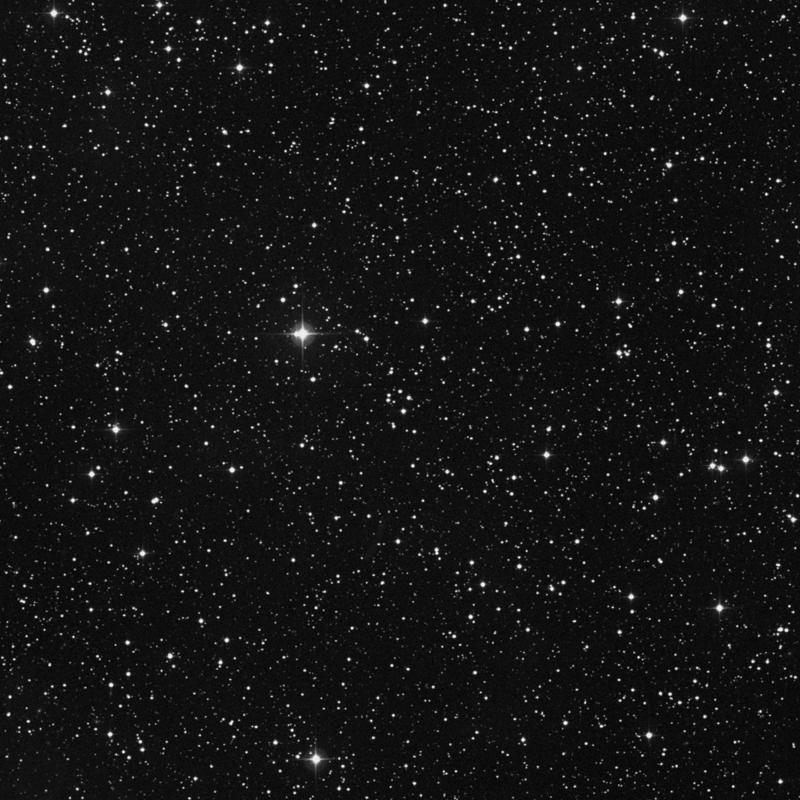 Image of NGC 657 - Open Cluster in Cassiopeia star
