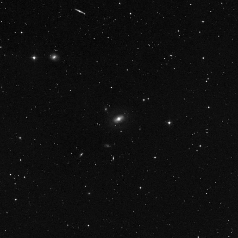 Image of NGC 665 - Lenticular Galaxy star