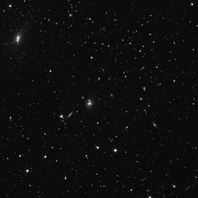 Image of NGC 733 - Star in Triangulum star