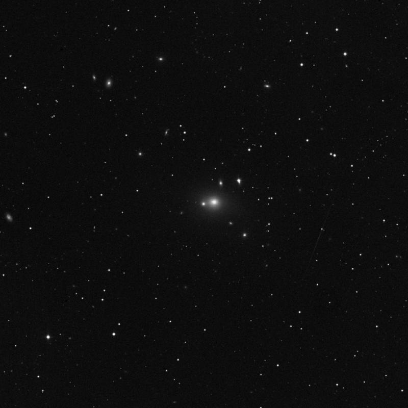Image of NGC 742 - Elliptical/Spiral Galaxy in Pisces star