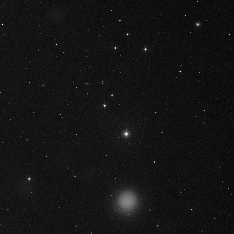 Image of IC 640 - Other Classification in Leo Minor star
