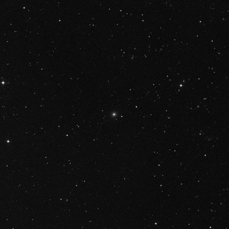 Image of IC 687 - Elliptical Galaxy in Ursa Major star