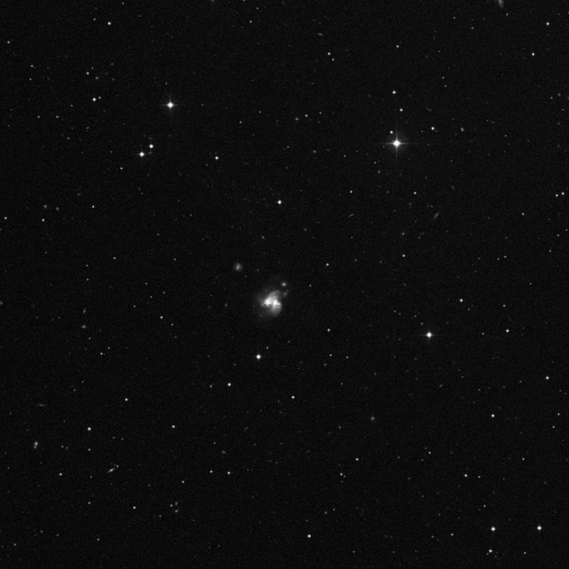 Image of IC 694 - Elliptical Galaxy in Ursa Major star