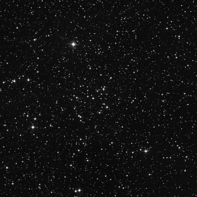 Image of NGC 744 - Open Cluster star