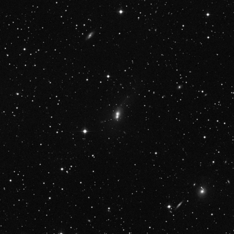 Image of NGC 751 - Elliptical Galaxy in Triangulum star