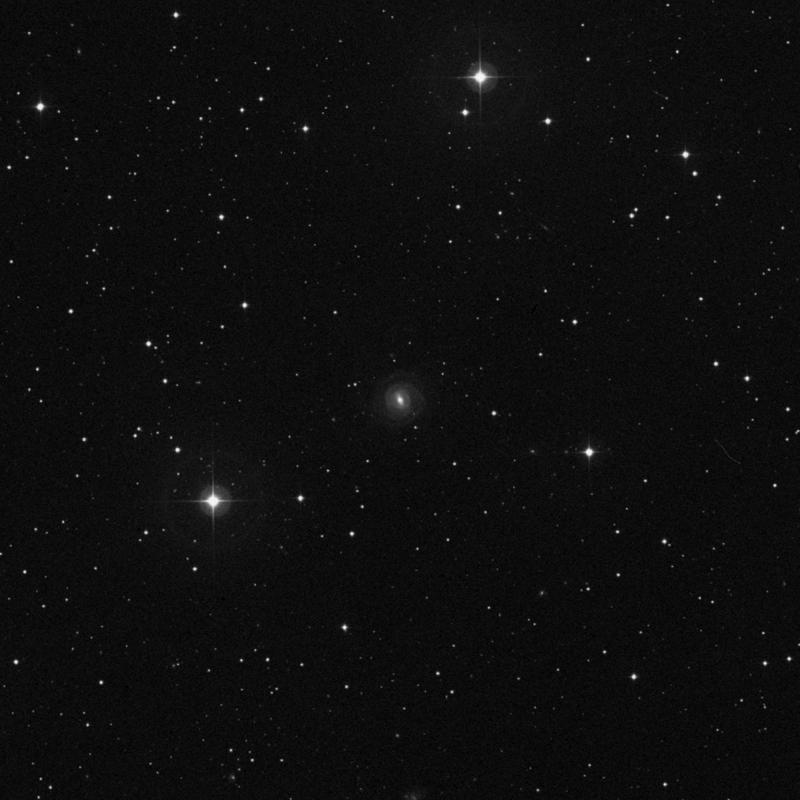 Image of NGC 765 - Intermediate Spiral Galaxy star