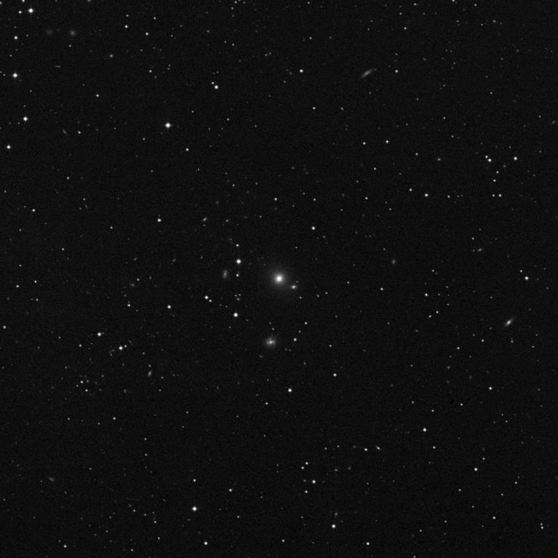 Image of NGC 766 - Elliptical Galaxy in Pisces star