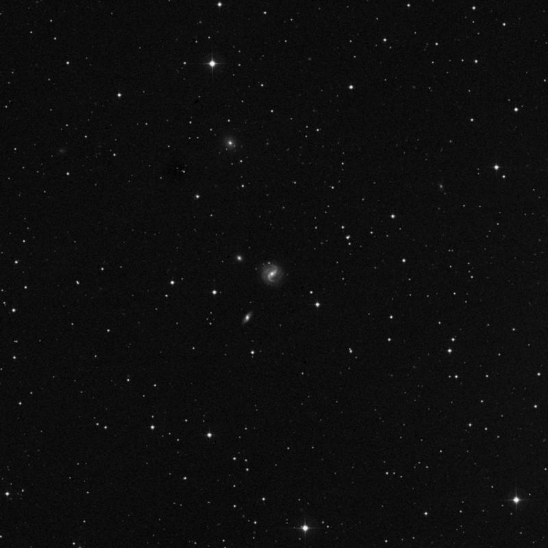 Image of NGC 776 - Intermediate Spiral Galaxy in Aries star