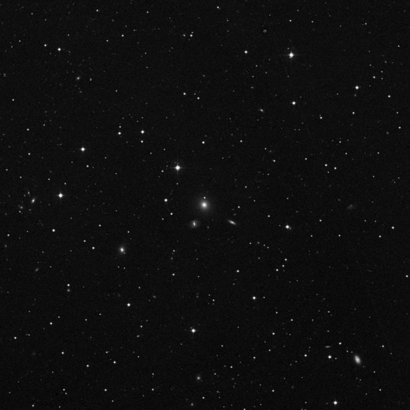 Image of NGC 791 - Elliptical Galaxy in Pisces star