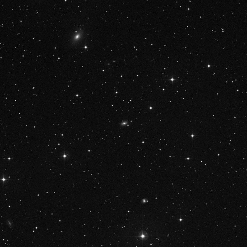 Image of NGC 805 - Lenticular Galaxy in Triangulum star