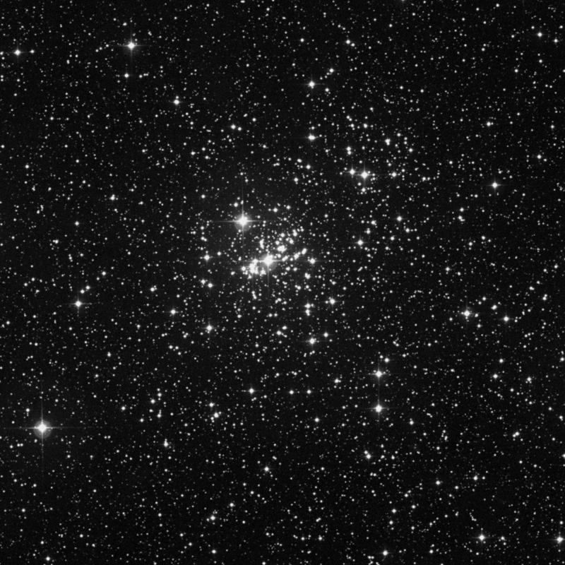 Image of NGC 869 (h Persei Cluster) - Open Cluster star