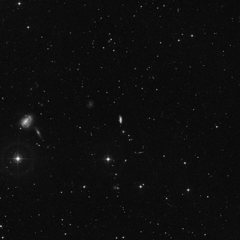 Image of NGC 871 -  Galaxy star