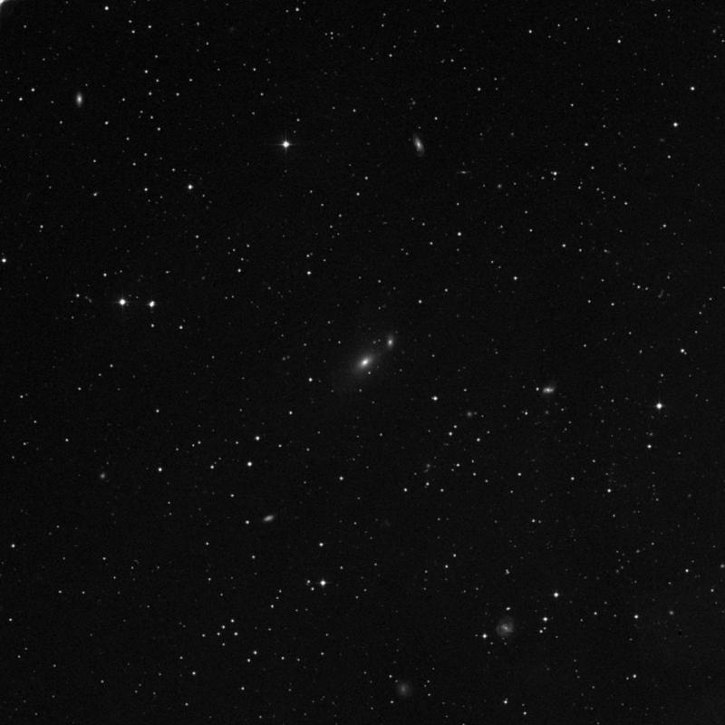 Image of NGC 904 - Elliptical Galaxy in Aries star