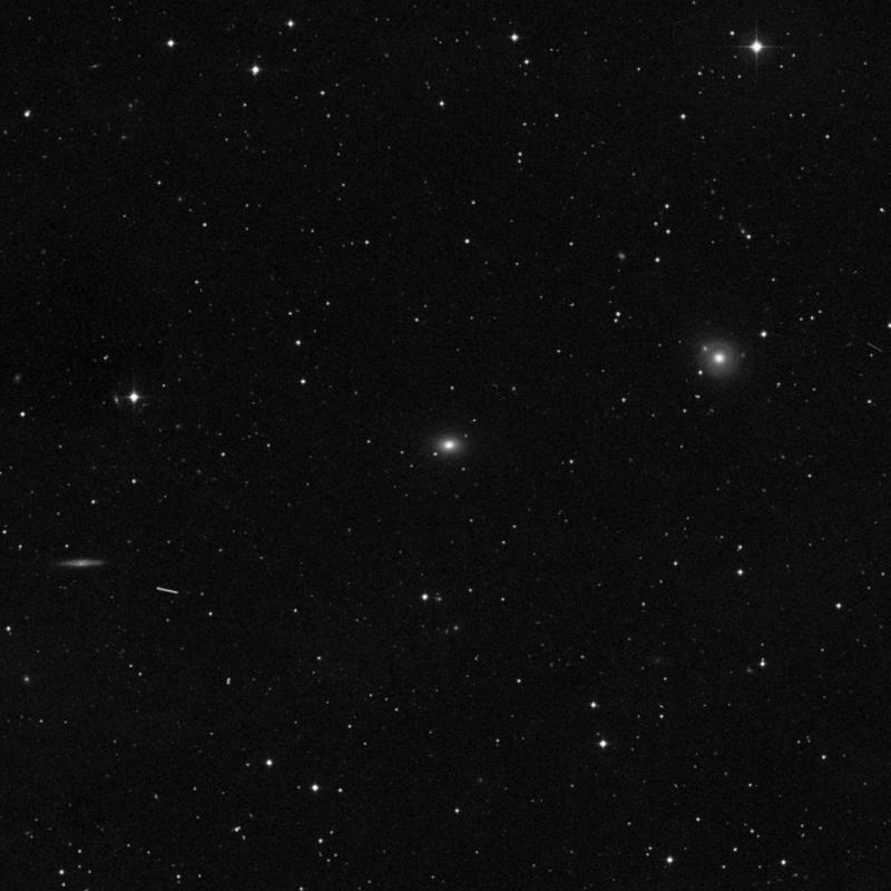 Image of NGC 938 - Elliptical Galaxy in Aries star