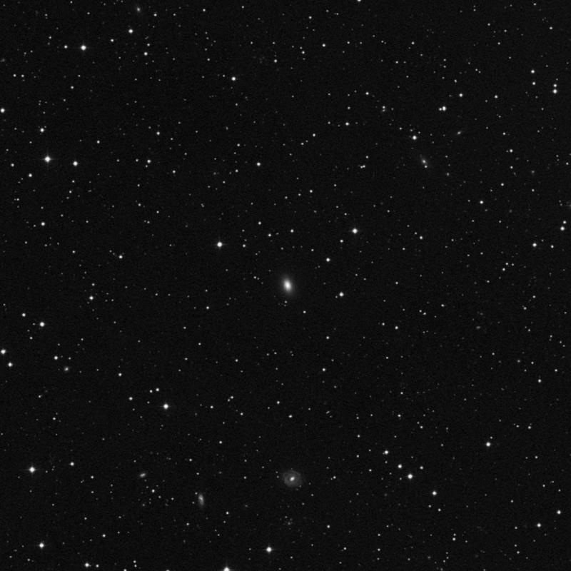 Image of NGC 940 - Lenticular Galaxy in Triangulum star