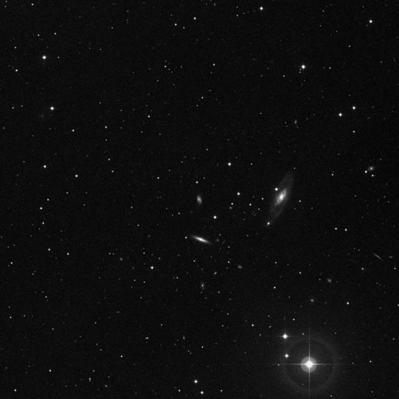 Image of NGC 1028 - Intermediate Spiral Galaxy star