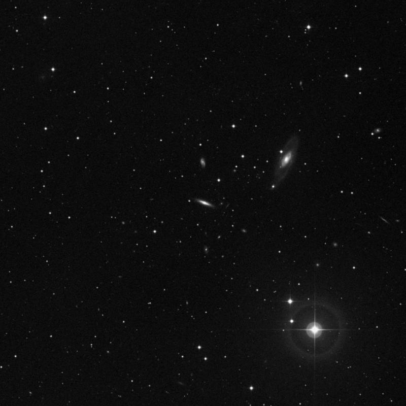 Image of NGC 1029 - Lenticular Galaxy star