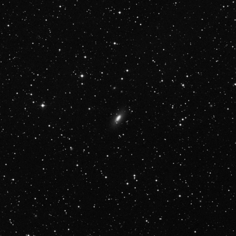 Image of NGC 949 - Spiral Galaxy in Triangulum star