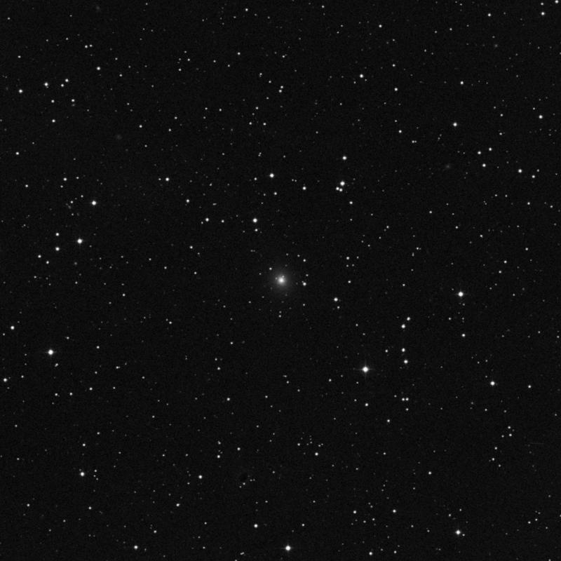 Image of NGC 953 - Elliptical Galaxy in Triangulum star