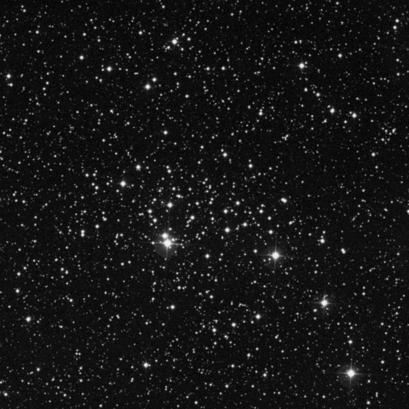 Image of NGC 957 - Open Cluster star