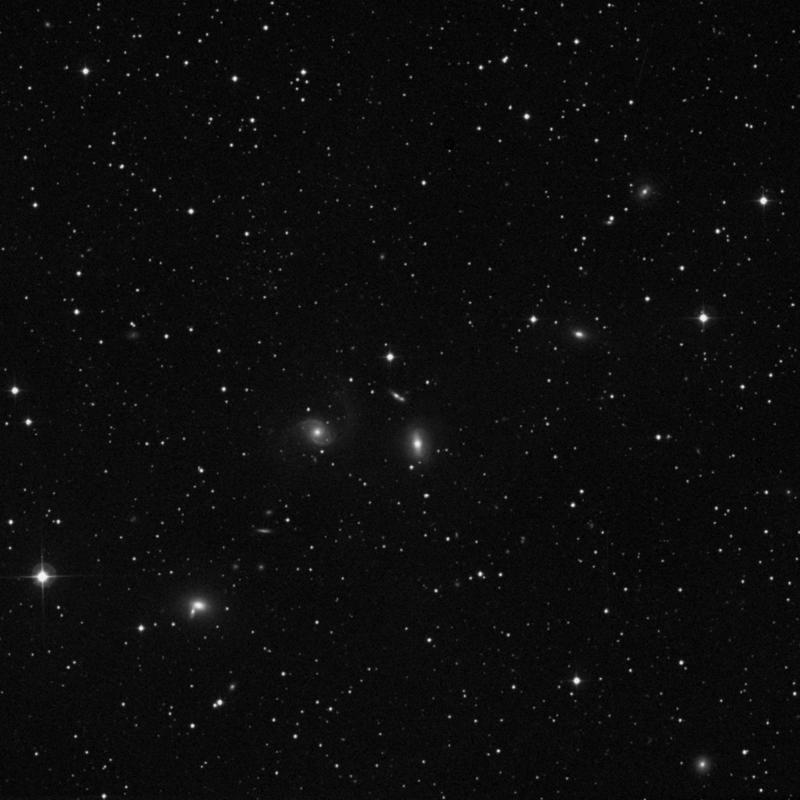 Image of NGC 970 NED01 - Galaxy in Triangulum star