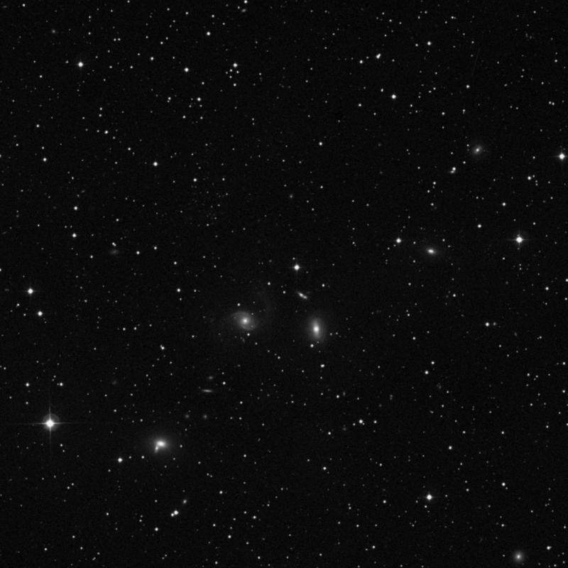 Image of NGC 971 - Star in Triangulum star