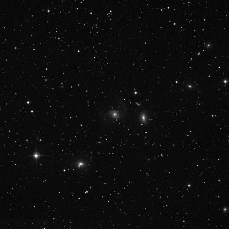 Image of NGC 974 - Intermediate Spiral Galaxy in Triangulum star