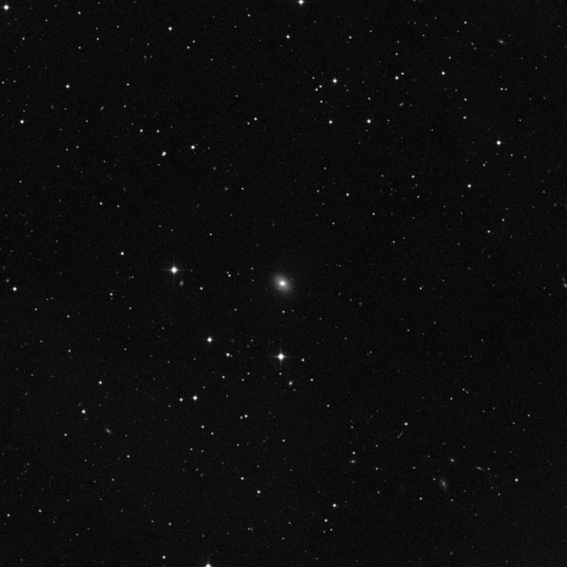 Image of NGC 990 - Elliptical Galaxy in Aries star