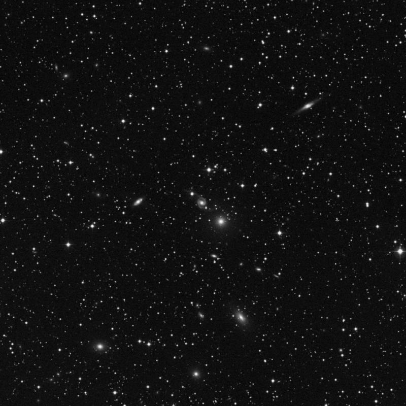 Image of NGC 999 - Intermediate Spiral Galaxy star