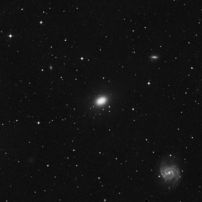 Image of NGC 1052 - Elliptical Galaxy star
