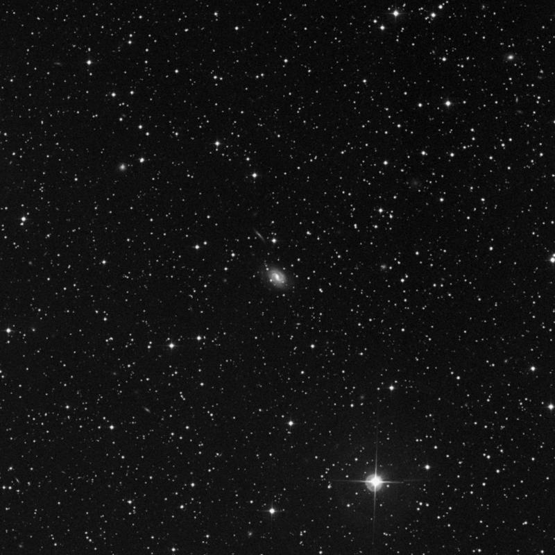 Image of NGC 1122 - Intermediate Spiral Galaxy star