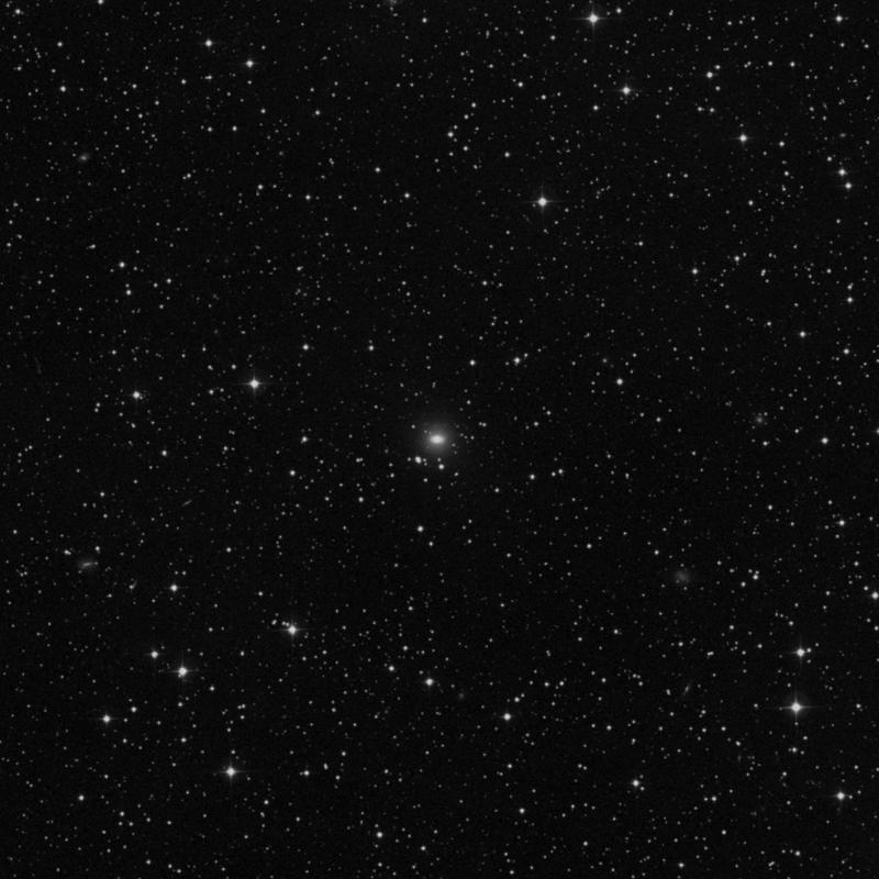 Image of NGC 1138 - Lenticular Galaxy star