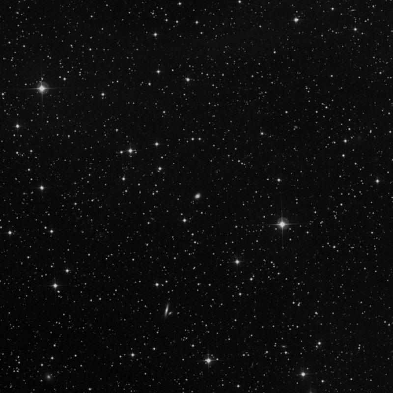 Image of NGC 1159 - Spiral Galaxy star