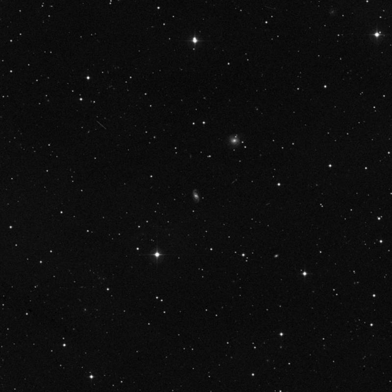 Image of NGC 1168 - Intermediate Spiral Galaxy star