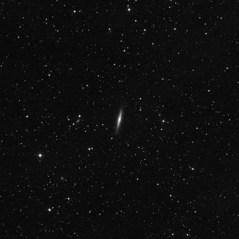 Image of NGC 1184 - Lenticular Galaxy star