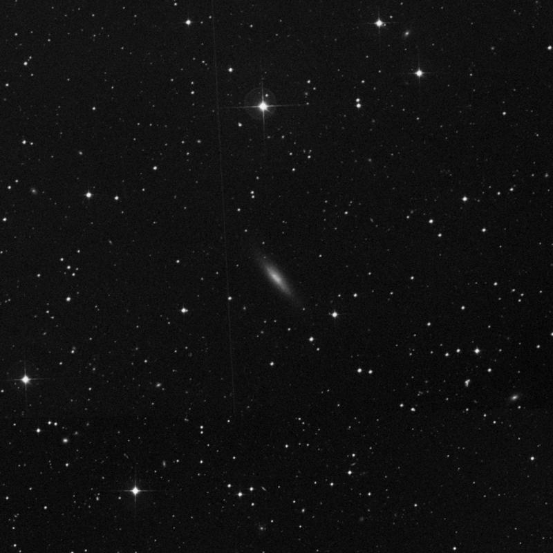 Image of NGC 1311 - Barred Spiral Galaxy star