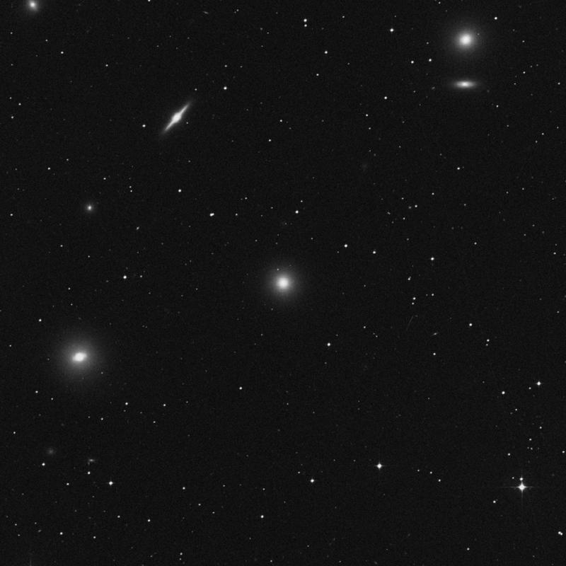 Image of NGC 1379 - Elliptical Galaxy in Fornax star