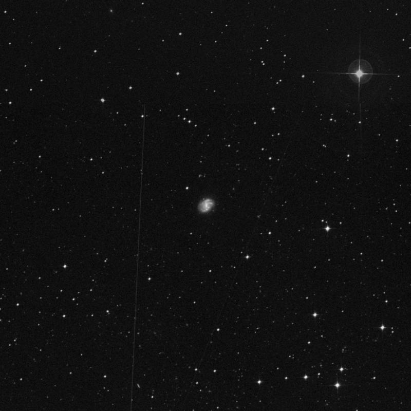 Image of NGC 1483 - Barred Spiral Galaxy star