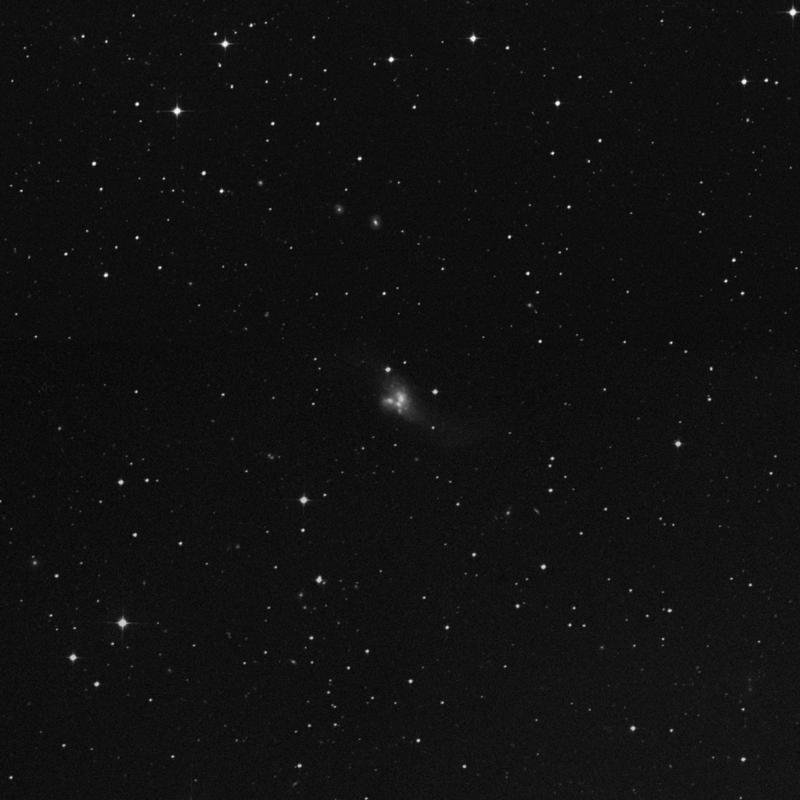 Image of NGC 1487 NED01 - Irregular Galaxy star