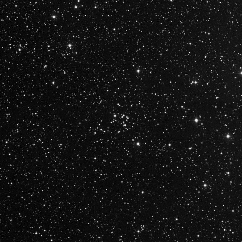 Image of NGC 1496 - Open Cluster star