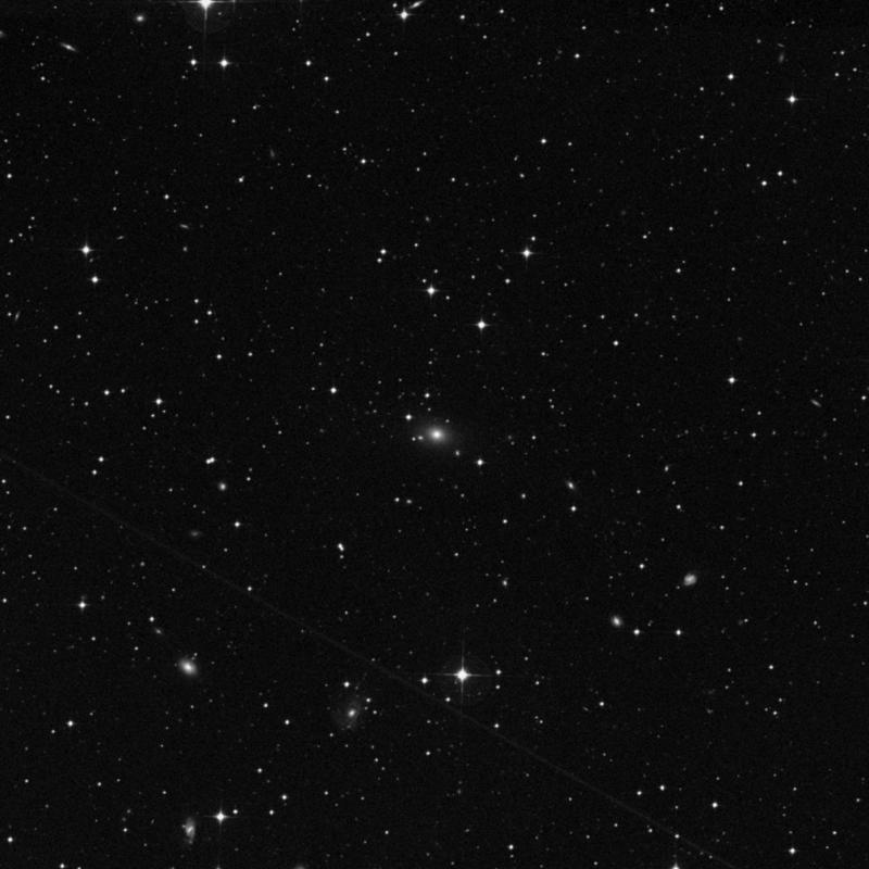 Image of NGC 1506 - Elliptical/Spiral Galaxy in Dorado star
