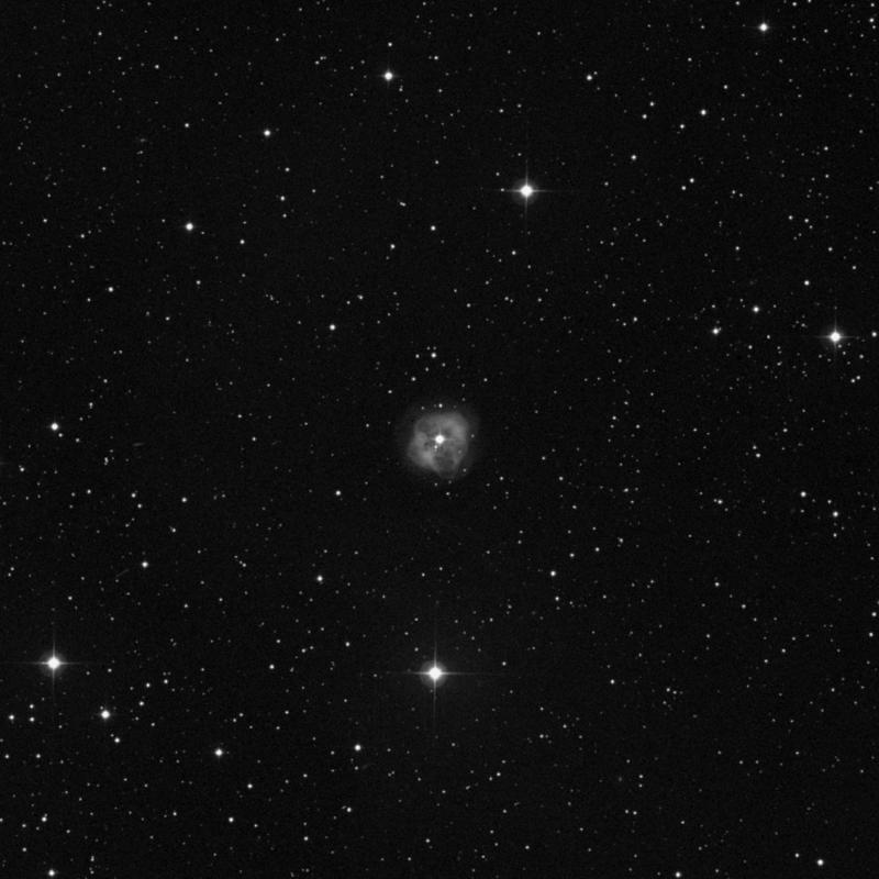 Image of NGC 1514 - Planetary Nebula in Taurus star