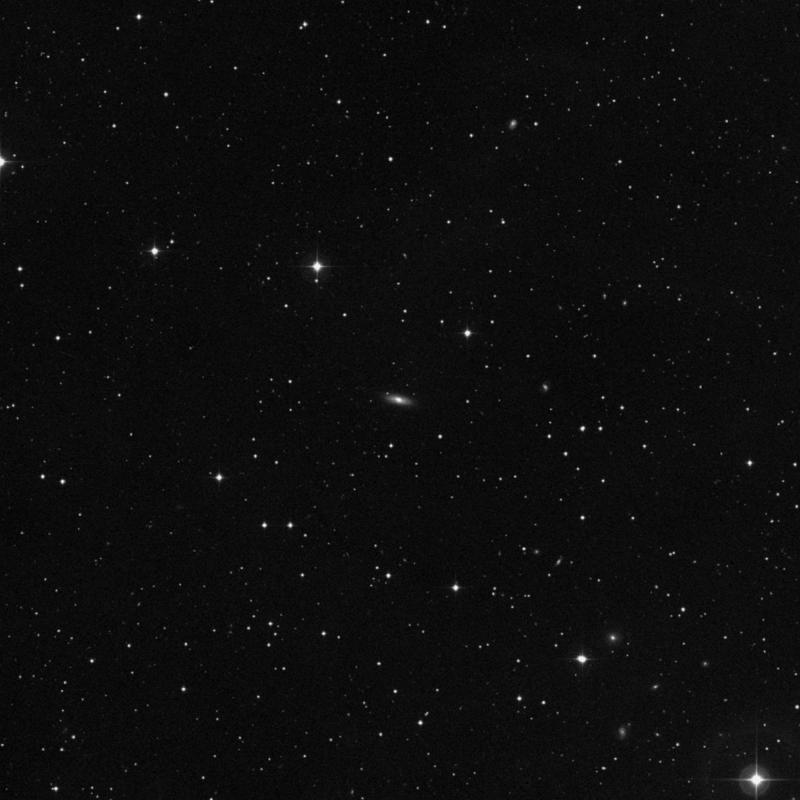 Image of NGC 1541 - Lenticular Galaxy in Taurus star