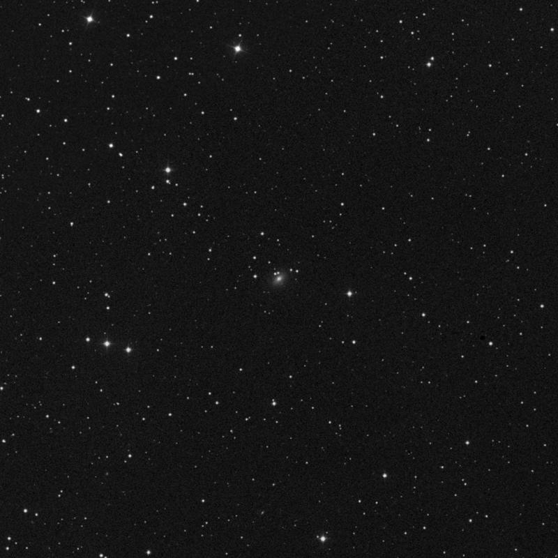 Image of NGC 1544 - Lenticular Galaxy star
